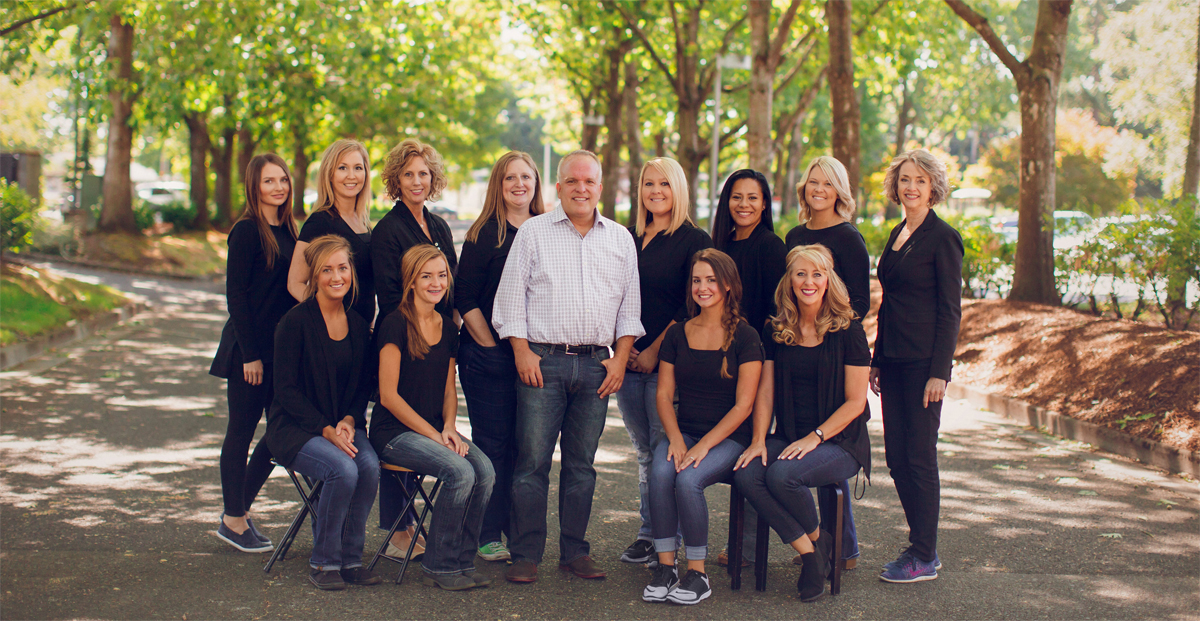 Staff at Columbia Orthodontics, PC